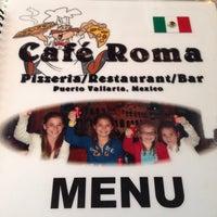 Photo taken at Cafe Roma by Steve B. on 5/9/2014