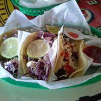 Photo taken at Guedo's Taco Shop by Jawrsh C. on 4/27/2013