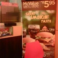Photo taken at McDonald's by Nabyla A. on 4/21/2013