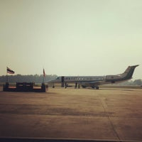 Photo taken at Wing 46 Airport by Pongpun M. on 2/12/2016