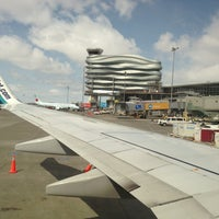 Photo taken at Edmonton International Airport (YEG) by Tommy L. on 4/18/2013
