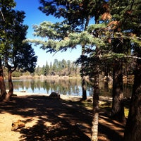 Photo taken at Barton Flats Campground by Whitney B. on 4/26/2013