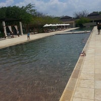 Photo taken at Reserva Beach Club by Mily A. on 4/12/2013