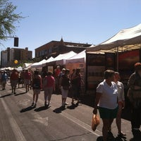 Photo taken at Tempe Festival of the Arts by Mathew B. on 4/5/2013