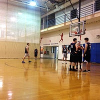 Photo taken at Belmont Recreation Center by Melissa F. on 11/28/2012