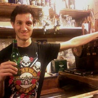 Photo taken at Porcelli Tavern by Alessandro V. on 4/7/2013