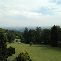 Photo taken at Falkenstein Grand Kempinski Hotel by Karl K. on 8/23/2013