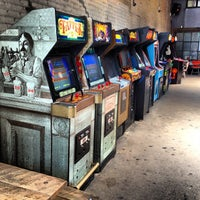 Photo taken at Barcade by Anna D. on 6/22/2013
