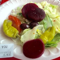 Photo taken at Joe's Family Deli & Catering by Michael R. on 4/16/2015