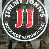 Photo taken at Jimmy John's by Brandi J. on 4/9/2013