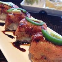 Photo taken at Yen Sushi Karaoke & Lounge by Morgan B. on 7/25/2013
