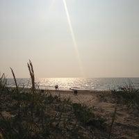 Снимок сделан в Ягринский пляж пользователем Art D. 7/23/2013