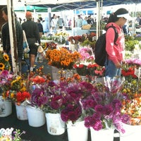 Photo taken at Irvine Farmers Market by Lucyn W. on 10/8/2011