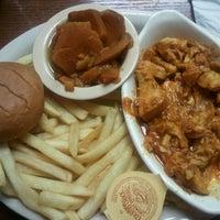 Photo taken at Stephanie's Homestyle Restaurant by Portia W. on 1/8/2012