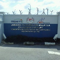Photo taken at Jabatan Meteorologi Malaysia by Khall ا. on 5/31/2012