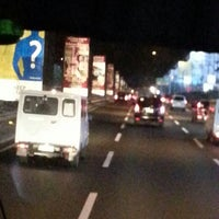 Photo taken at South Luzon Expressway (SLEx) by Ron R. on 6/25/2013