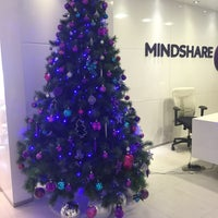 Photo taken at Mindshare by Sarah S. on 12/7/2015