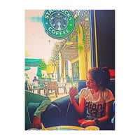 Photo taken at Starbucks by PEPESZ J. on 3/27/2013