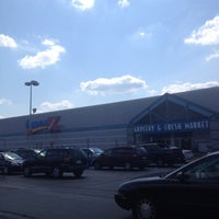 Photo taken at Super Kmart by Joe on 8/18/2013