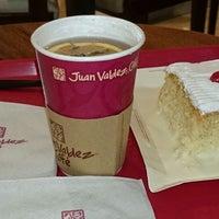 Photo taken at Juan Valdez Café by Edwin B. on 12/26/2013