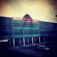 Photo taken at Lombok International Airport (LOP) by thomas f. on 9/28/2012