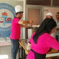 Photo taken at Konya İMKB G.M.K. Otelcilik Turizm Meslek Lisesi Uygulama Oteli by Taner H. on 9/6/2016
