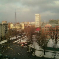 Photo taken at Общежитие Финуниверситета by Valentina K. on 3/31/2013