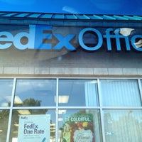 Photo taken at FedEx Office Print & Ship Center by Marwan A. on 10/16/2013