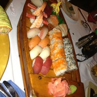 Photo taken at Ichiban Sushi by Toni C. on 4/6/2013