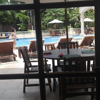 Photo taken at Clarion Hotel Real by Gabriel E. on 7/6/2013