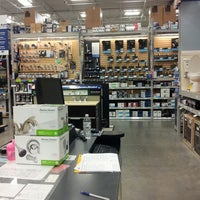 Photo taken at Lowe's Home Improvement by Andrea A. on 4/16/2013