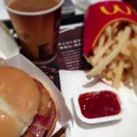 Photo taken at McDonald's by Mikan MK 回. on 2/24/2013