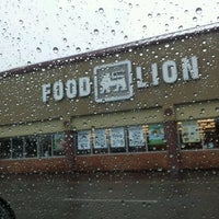 Photo taken at Food Lion Grocery Store by Celeste D. F. on 6/7/2013