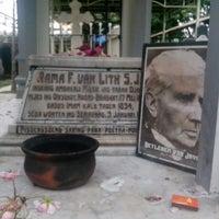 Photo taken at SMA Pangudi Luhur Van Lith by Desideria R. on 12/26/2013