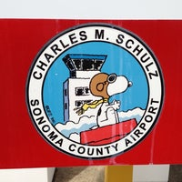 Photo taken at Charles M. Schulz - Sonoma County Airport (STS) by Karen N. on 5/16/2013