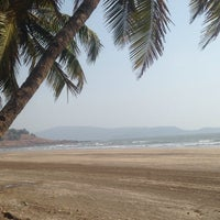 Photo taken at Murud Beach by Prasiddhi M. on 4/26/2014