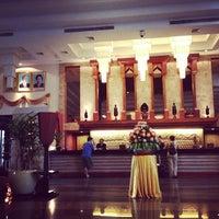 Photo taken at Angkor Miracle Resort & Spa by Noriko K. on 5/2/2013