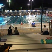 Photo taken at North Shore Aquatic Complex by Scott F. on 9/17/2016