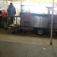 Photo taken at Tacos El Amigo by Jose D. on 7/16/2013