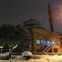 Photo taken at Etiler Camii by Muhammad K. on 1/8/2017