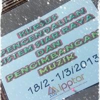 Photo taken at Institut Penyiaran dan Penerangan Tun Abdul Razak (IPPTAR) by Hensem S. on 2/20/2013