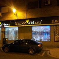 Photo taken at Marco Aldany Av. del Puerto by Sergio G. on 3/1/2014