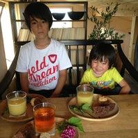 Photo taken at わざわざ by Shima J. on 6/15/2013