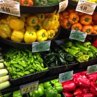 Photo taken at Super Foodtown by Eva W. on 4/28/2015