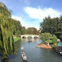 Photo taken at Cambridge by Memories T. on 9/24/2016
