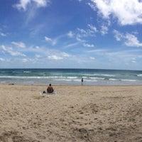 Photo taken at Bailan Beach by Uma S. on 8/12/2014