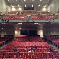 Photo taken at Curtis M. Phillips Center for the Performing Arts by Aaron B. on 10/31/2013