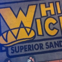 Photo taken at Which Wich? Superior Sandwiches by Michael D. on 6/28/2013