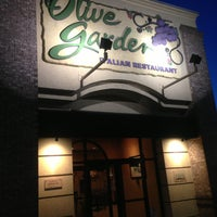 Photo taken at Olive Garden by Andrea L. on 4/29/2013