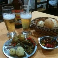 Photo taken at Da Sogra Churrascaria & Pizzaria by Vanessa O. on 3/17/2013